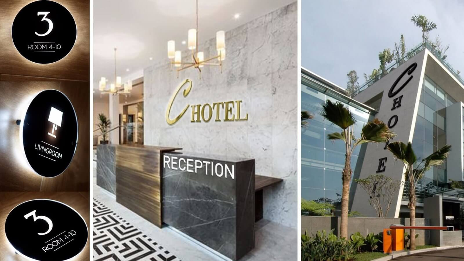 אינטואיציה- עיצוב פנים וחוץ למלון